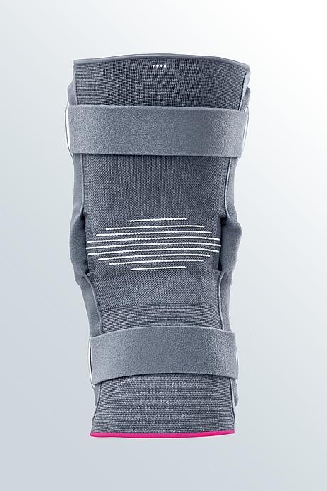 Genumedi pro knee brace: view from behind