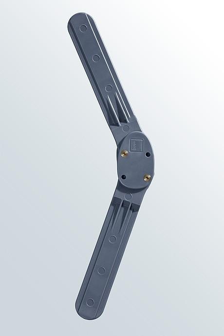 Genumedi pro knee brace: detail picture of joint