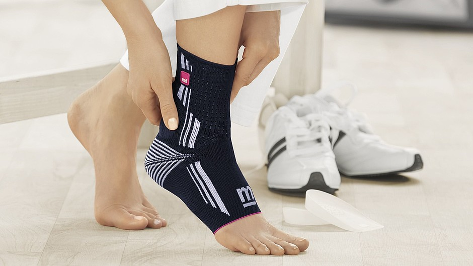Achilles tendon supports Achimed medi foot