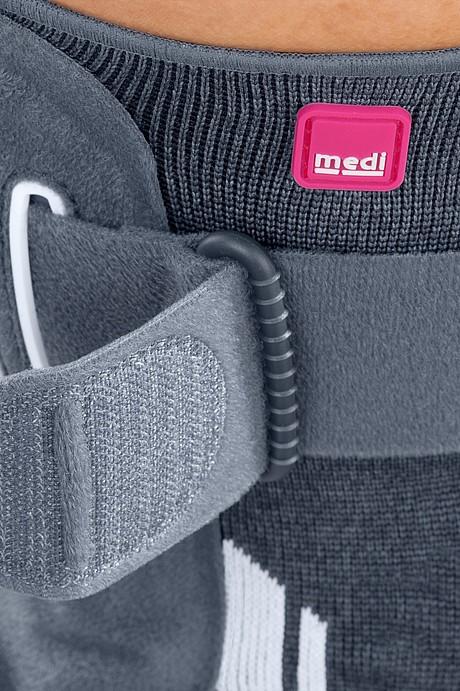 Genumedi pro knee brace: detail picture of strap