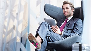 igli carbon insoles for business shoes from medi