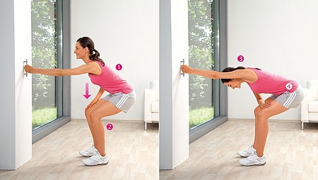 Extension du tronc : exercice pour étirer les muscles latéraux du tronc - Extension du tronc : exercice pour étirer les muscles latéraux du tronc