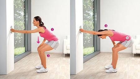 Extension du tronc : exercice pour étirer les muscles latéraux du tronc