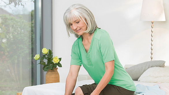 Ulcère veineux de la jambe (ulcère crural)